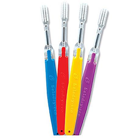 SOLADEY TOOTHBRUSHES