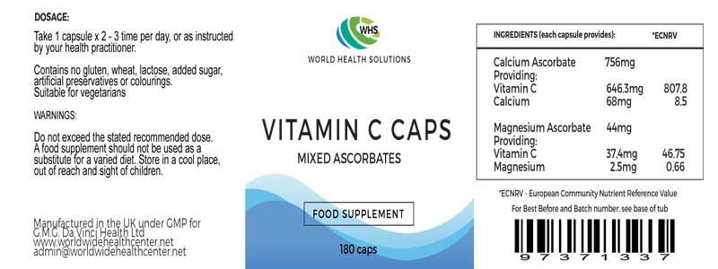 VITAMIN-C-CAPS