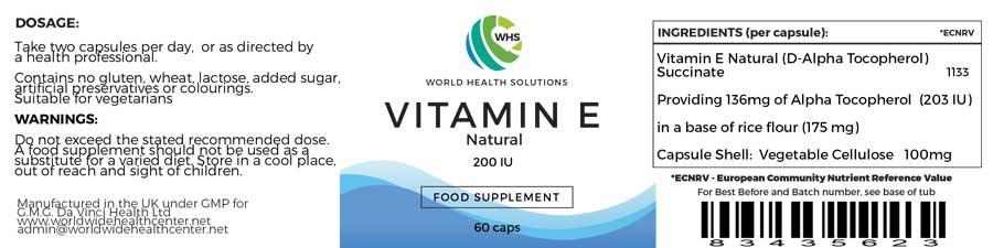 VITAMIN-E250