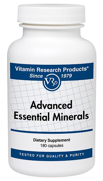 advanced essential minerals