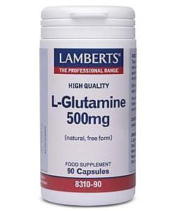 Bottle of L Glutamine