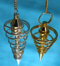 Spiral Pendulums