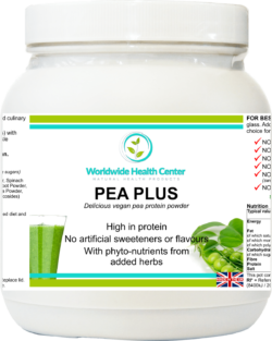 PEA PLUS - BUY 6 and GET 6 FREE!