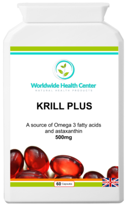 KRILL PLUS -BUY 6 and GET 6 FREE!