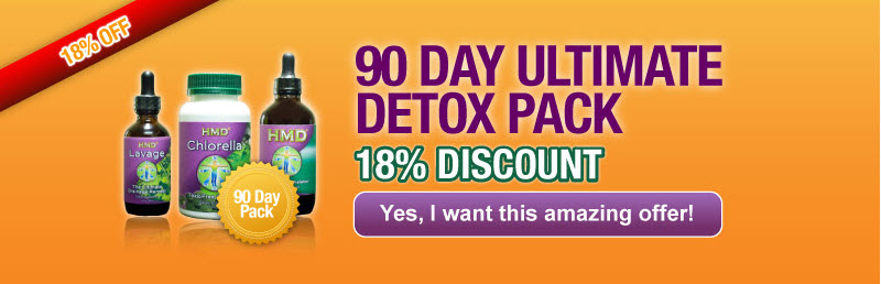 90-DAY ULTIMATE DETOX PACK
