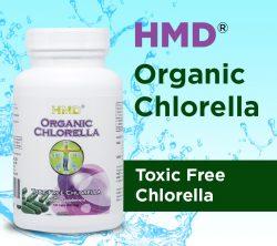 HMD™ ORGANIC CHLORELLA