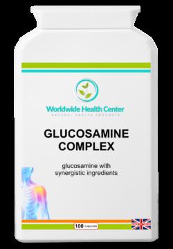 GLUCOSAMINE COMPLEX - 100 caps