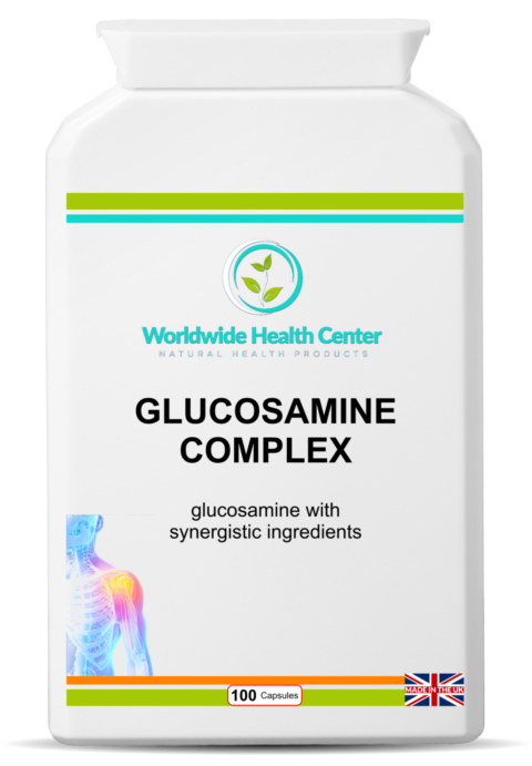 GLUCOSAMINE COMPLEX - 90 caps