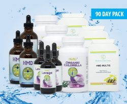 90-DAY SUPER ULTIMATE DETOX PACK