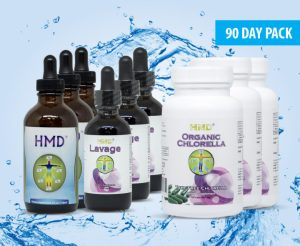 90-DAY HMD™ ULTIMATE DETOX PACK
