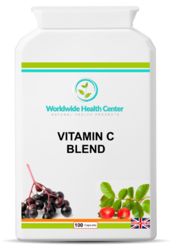 VITAMIN C BLEND - 90 capsules - buy 6 and get 6 FREE!