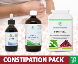 Constipation Pack