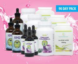 HMD™ 90-DAY ANTIOXIDANT PACK